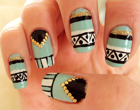 50-Best-Nail-Art-Designs-Ideas-For-Learners-2014-40