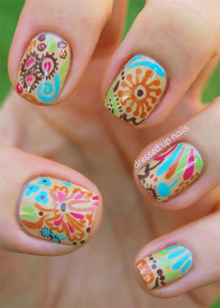 50-Best-Nail-Art-Designs-Ideas-For-Learners-2014-45