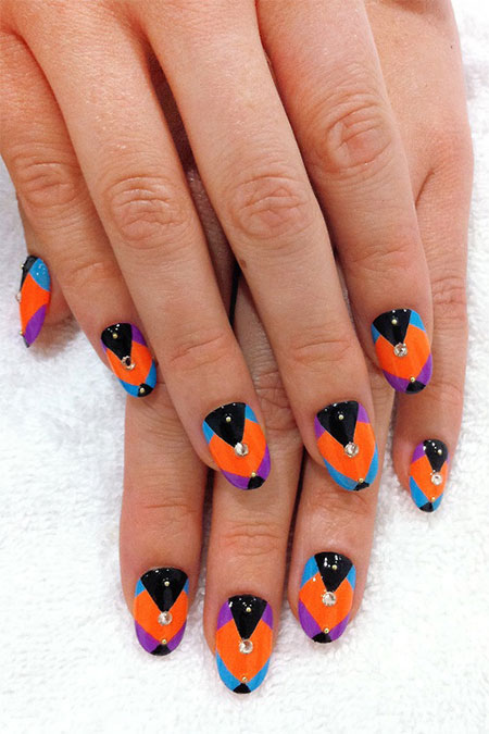 50-Best-Nail-Art-Designs-Ideas-For-Learners-2014-50