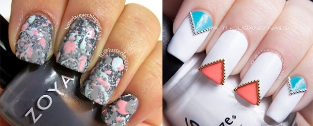 50-Best-Nail-Art-Designs-Ideas-For-Learners-2014