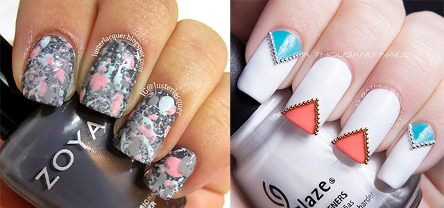 50 Best Nail Art Designs & Ideas For Learners 2014 | Fabulous Nail Art  Designs - 50 Best Nail Art Designs & Ideas For Learners 2014 Fabulous Nail