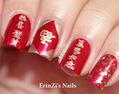 Amazing-Chinese-New-Year-Nail-Art-Designs-Ideas-2014-10