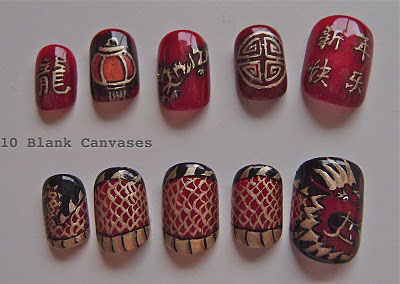 Amazing-Chinese-New-Year-Nail-Art-Designs-Ideas-2014-12