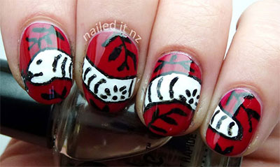 Amazing-Chinese-New-Year-Nail-Art-Designs-Ideas-2014-9