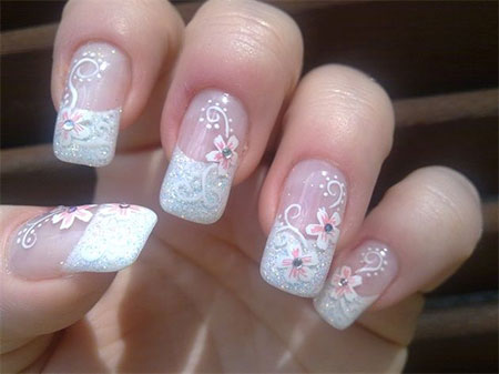 Amazing-Wedding-Nail-Art-Designs-Ideas-2014-10