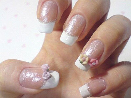 Amazing-Wedding-Nail-Art-Designs-Ideas-2014-8