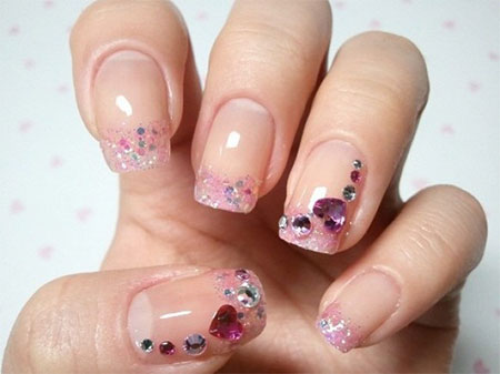 Amazing-Wedding-Nail-Art-Designs-Ideas-2014-9
