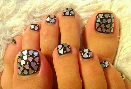 Cute-Valentines-Day-Toe-Nail-Art-Designs-Ideas-2014-10
