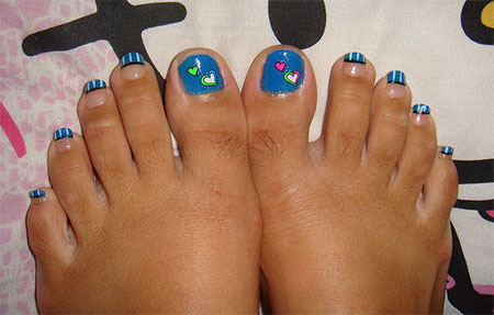 Cute-Valentines-Day-Toe-Nail-Art-Designs-Ideas-2014-11