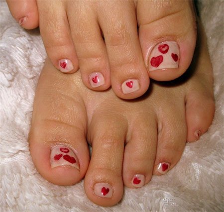 Cute-Valentines-Day-Toe-Nail-Art-Designs-Ideas-2014-8