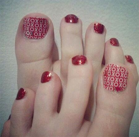 Cute-Valentines-Day-Toe-Nail-Art-Designs-Ideas-2014-9