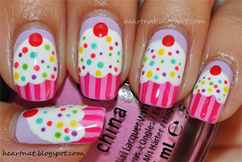 Easy-Birthday-Nails-Designs-Ideas-2014-11