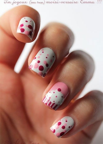 Easy-Birthday-Nails-Designs-Ideas-2014-3