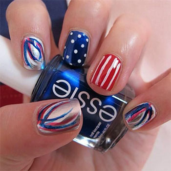 Easy-Birthday-Nails-Designs-Ideas-2014-9