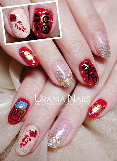Elegant-Chinese-Nail-Art-Designs-Ideas-2014-1