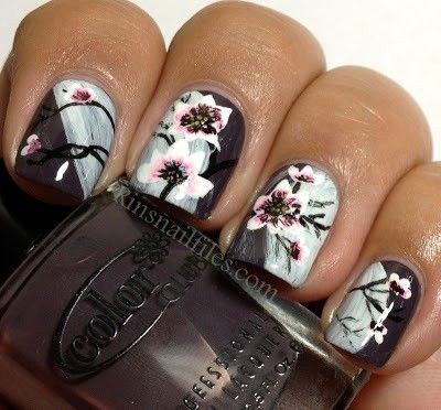 Elegant-Chinese-Nail-Art-Designs-Ideas-2014-12