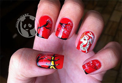 Elegant-Chinese-Nail-Art-Designs-Ideas-2014-8