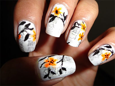 Elegant-Chinese-Nail-Art-Designs-Ideas-2014-9
