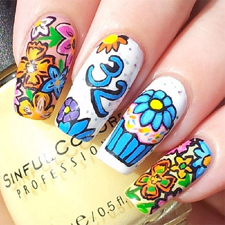 Happy-Birthday-Nail-Art-Designs-Ideas-2014-1