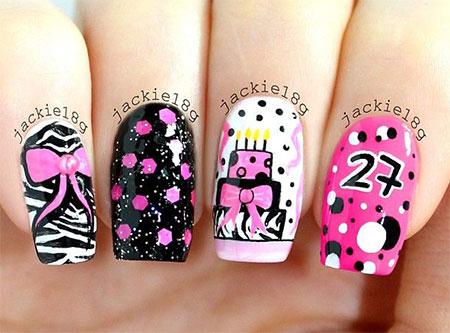 Happy-Birthday-Nail-Art-Designs-Ideas-2014-13
