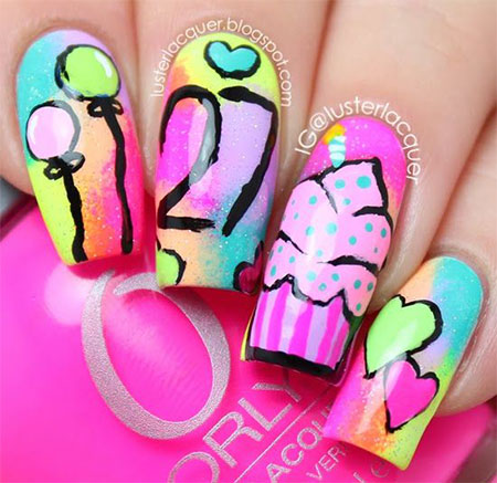 Happy-Birthday-Nail-Art-Designs-Ideas-2014-2