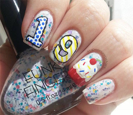Happy-Birthday-Nail-Art-Designs-Ideas-2014-4