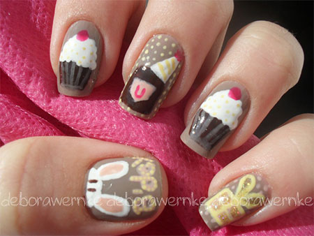 Happy-Birthday-Nail-Art-Designs-Ideas-2014-8