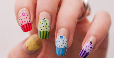 Happy-Birthday-Nail-Art-Designs-Ideas-2014-9