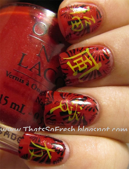 Inspiring-Chinese-New-Year-Nail-Art-Designs-Ideas-2014-1