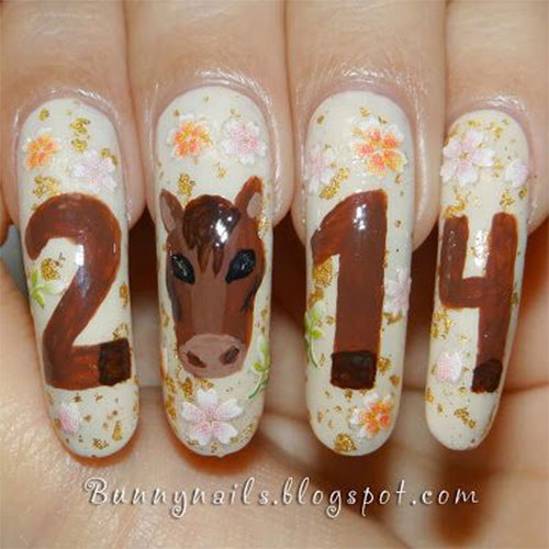 Inspiring-Chinese-New-Year-Nail-Art-Designs-Ideas-2014-8