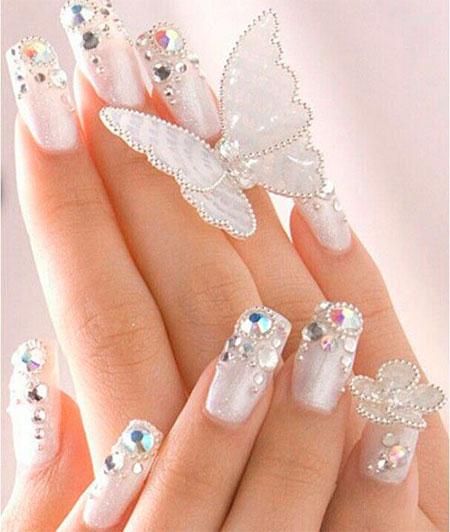 Inspiring-Wedding-Nail-Art-Designs-Ideas-2014-10