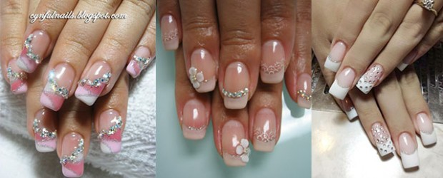 Inspiring-Wedding-Nail-Art-Designs-Ideas-2014