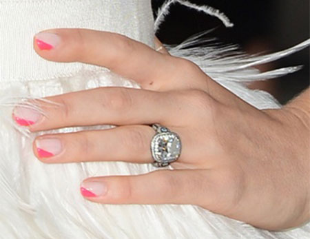 Simple-Pink-Wedding-Nail-Art-Designs-Ideas-2014-11