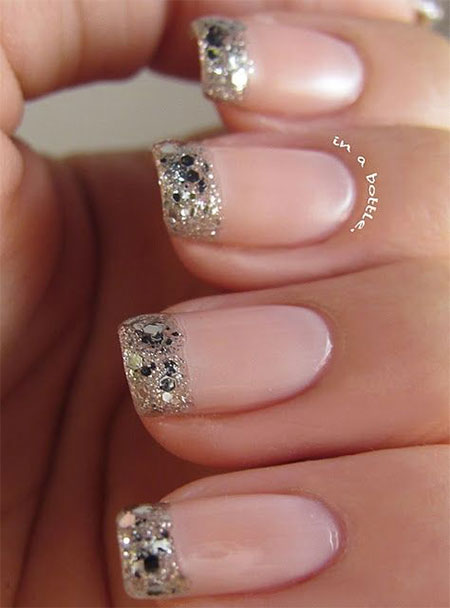 Simple-Pink-Wedding-Nail-Art-Designs-Ideas-2014-12