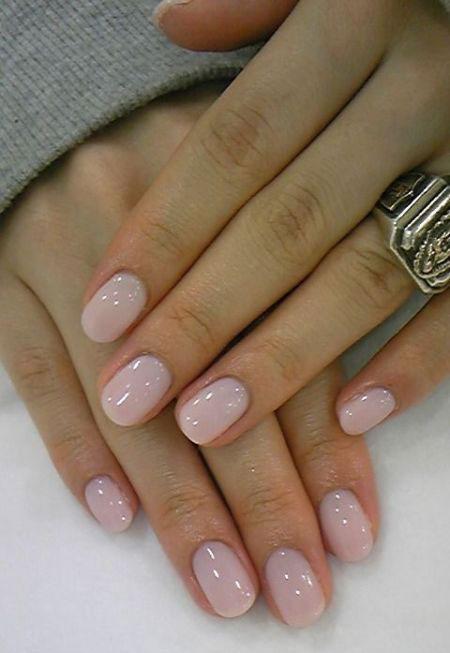 Simple-Pink-Wedding-Nail-Art-Designs-Ideas-2014-2