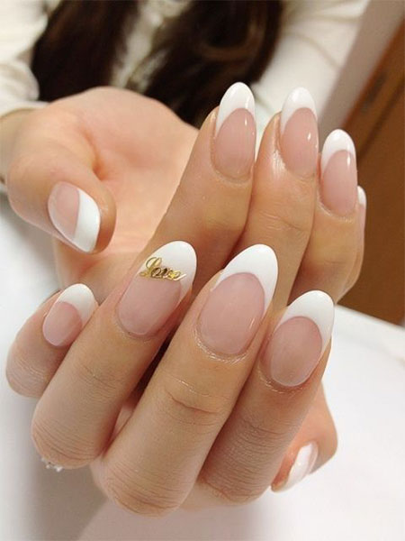 Simple-Pink-Wedding-Nail-Art-Designs-Ideas-2014-9