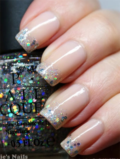 Smashing-Glitter-Wedding-Nail-Art-Designs-Ideas-2014-1