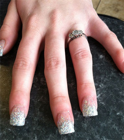 Smashing-Glitter-Wedding-Nail-Art-Designs-Ideas-2014-10