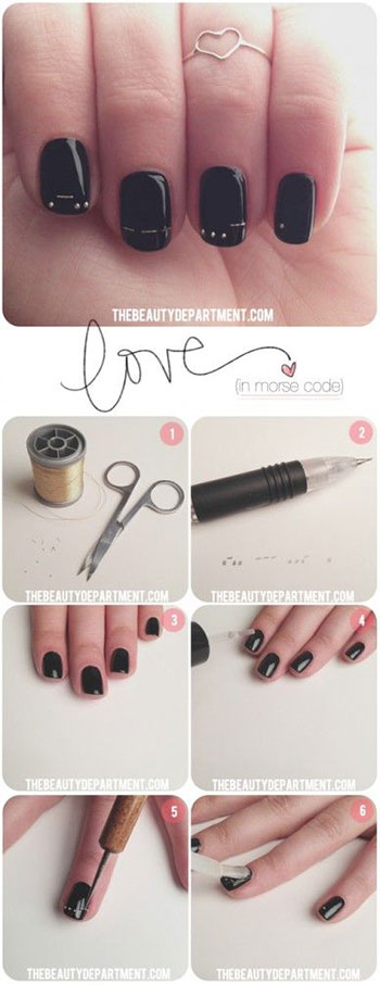 Very-Easy-Valentines-Day-Nail-Art-Tutorials-2014-For-Beginners-Learners-2