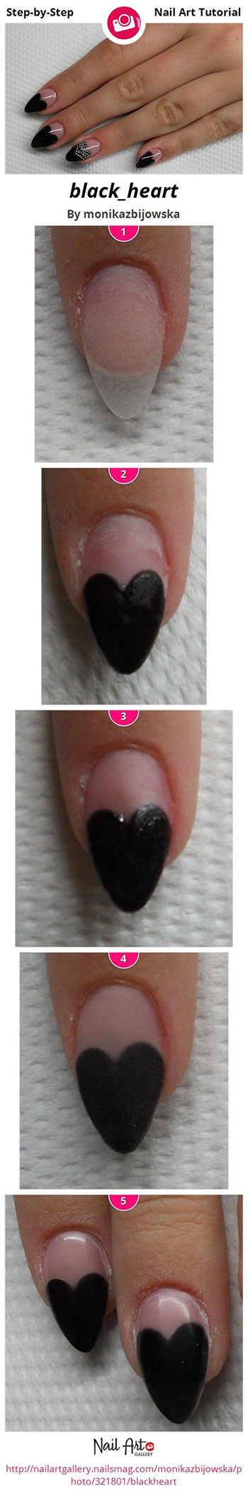 Very-Easy-Valentines-Day-Nail-Art-Tutorials-2014-For-Beginners-Learners-7