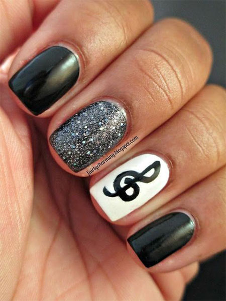 Amazing-Music-Nail-Art-Designs-Ideas-Trends-2014-11