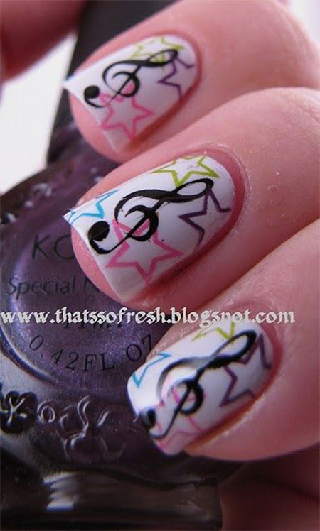 Amazing-Music-Nail-Art-Designs-Ideas-Trends-2014-13
