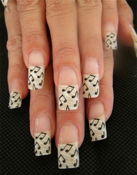 Amazing-Music-Notes-Nail-Art-Designs-Ideas-Trends-2014-1