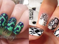 Amazing-Music-Notes-Nail-Art-Designs-Ideas-Trends-2014