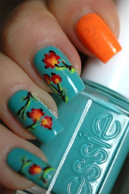 Amazing-Spring-Summer-Nail-Art-Designs-Ideas-Trend-2014-6