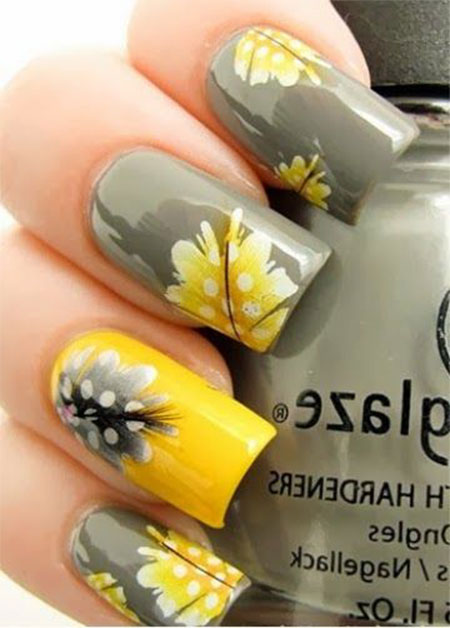 Amazing Spring Summer Nail Art Designs, Ideas & Trends 2014 | Fabulous