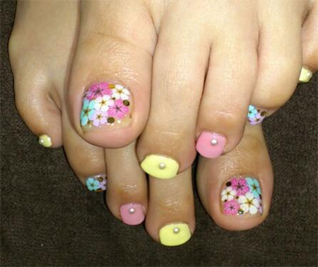 Cool-Spring-Toe-Nail-Art-Designs-Ideas-Trends-2014-3
