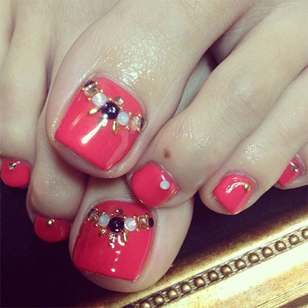 Cool-Spring-Toe-Nail-Art-Designs-Ideas-Trends-2014-6
