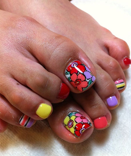 Cool-Spring-Toe-Nail-Art-Designs-Ideas-Trends-2014-7