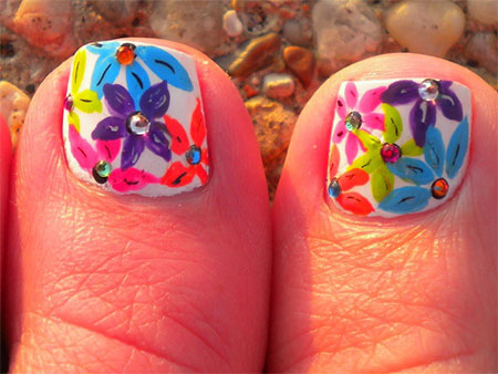Cool-Spring-Toe-Nail-Art-Designs-Ideas-Trends-2014-8